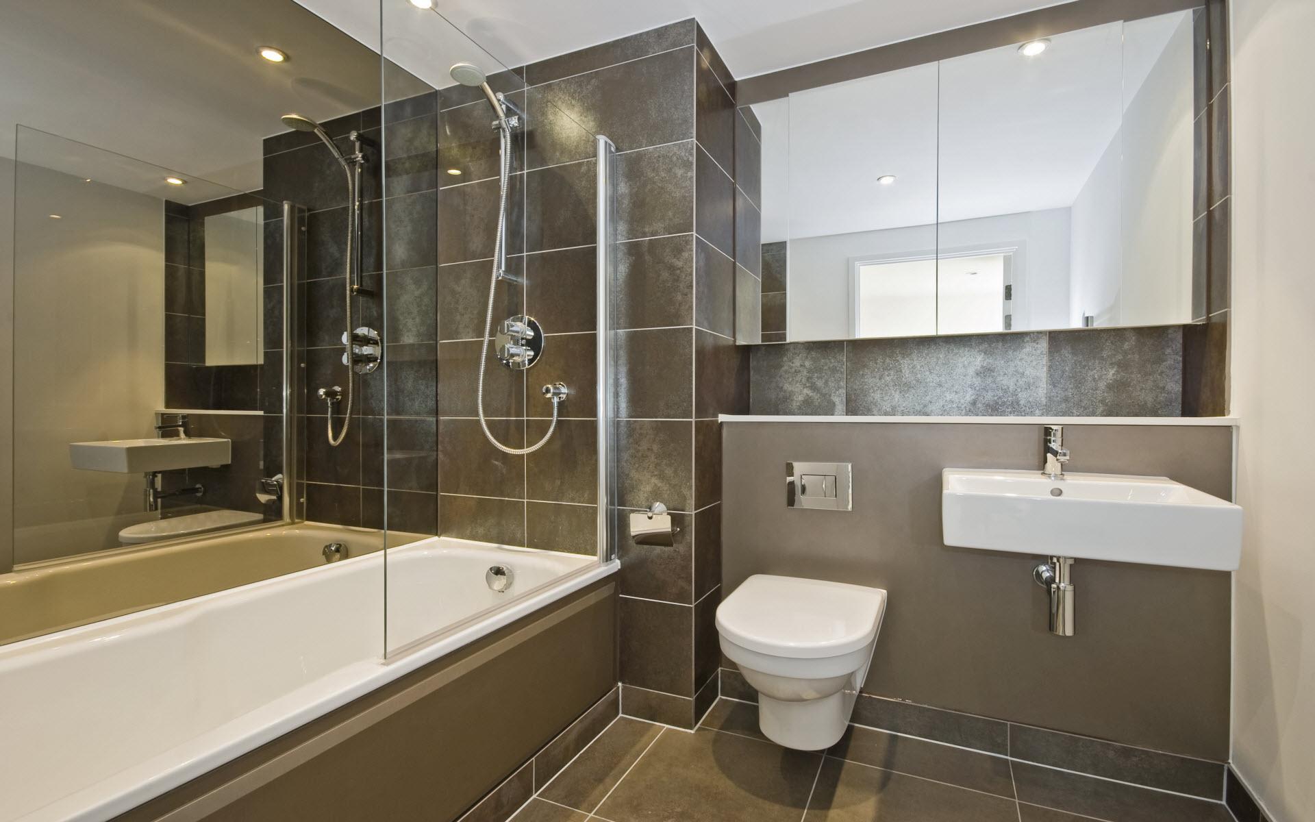 for 3 way bathroom designs